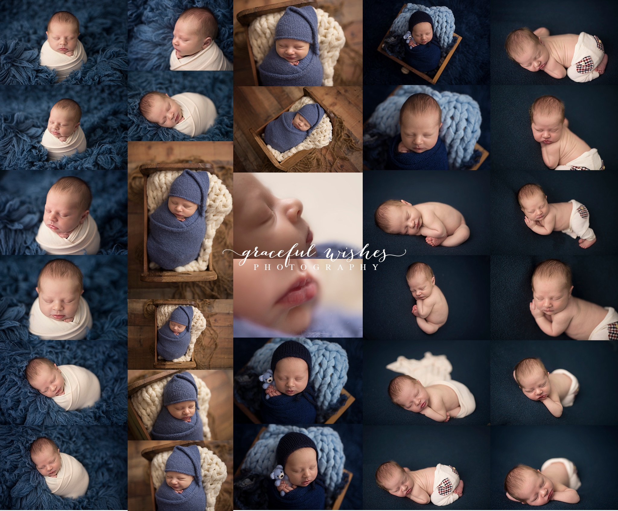 Houston Newborn Photographer | Houston Newborn Photography | Houston, TX